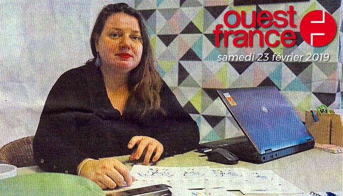 Ouest France en parle . . .