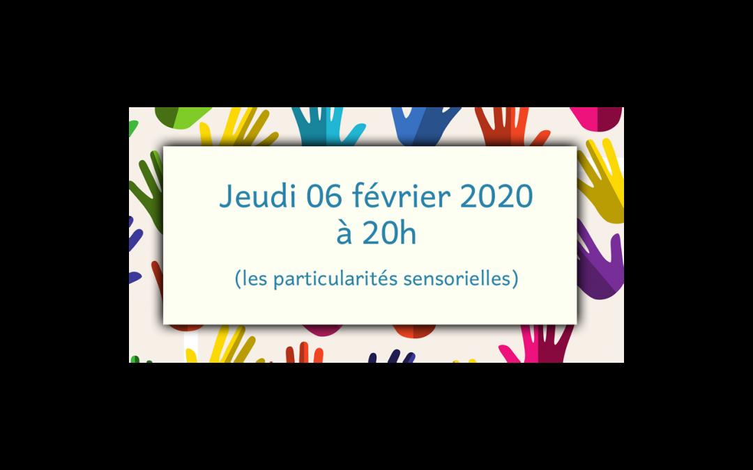 Jeudi 6 février 2020 à 20h